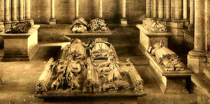 Populaire La Basilique de Saint-Denis, nécropole royale (à Saint-Denis, près  SB04