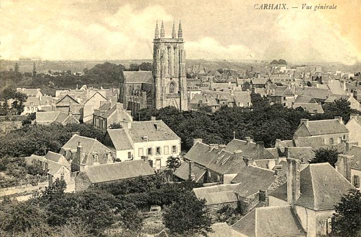 Carhaix plouguer histoire patrimoine noblesse commune - Piscine de carhaix plouguer ...