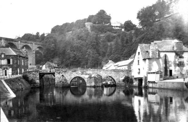Bien connu Dinan : Histoire, Patrimoine, Noblesse (commune chef lieu de canton) XS87
