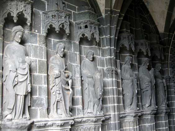 Basilique du Folgo�t (Finist�re - Bretagne)