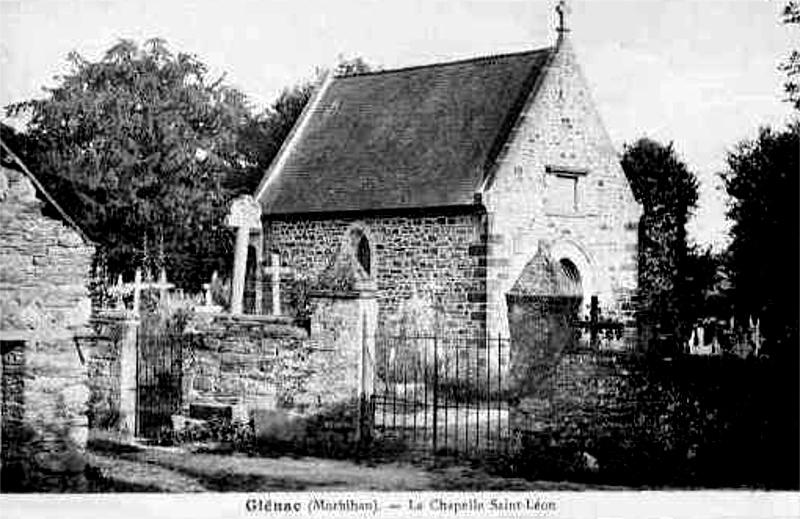 Cimetière communal de Glénac (3 tombes)