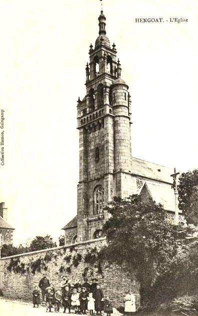 Eglise de Hengoat (Bretagne)