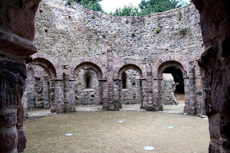 Le temple de Lanleff (Bretagne)