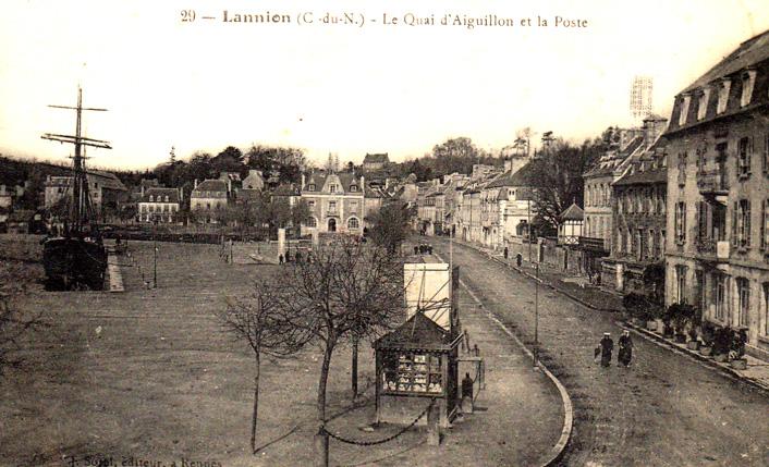 Lannion histoire patrimoine noblesse commune chef - Cours de cuisine lannion ...