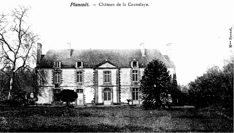 Plancoet Histoire Patrimoine Noblesse Commune Chef Lieu De Canton
