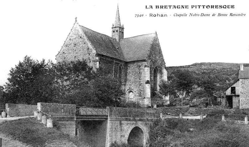 chapelle de bon rencontre