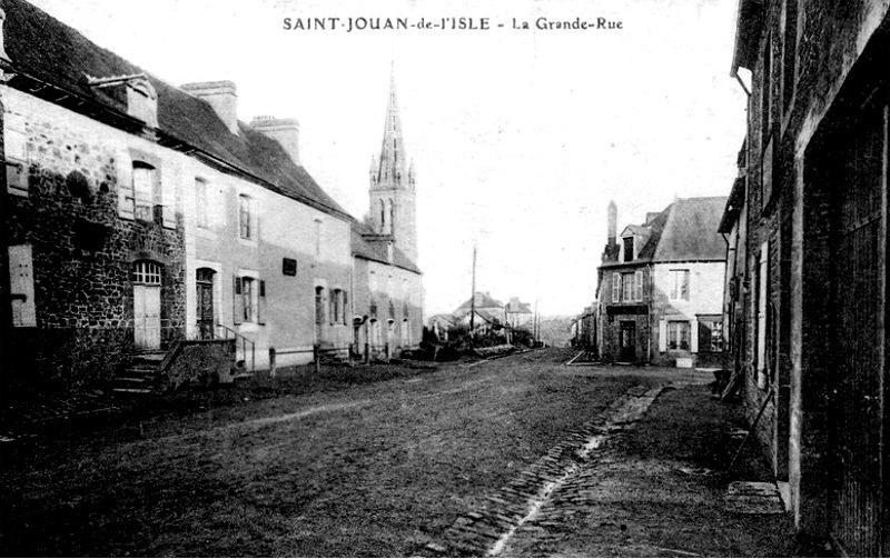 Saint jouan de l 39 isle histoire patrimoine noblesse for Garage galivel saint jouan de l isle