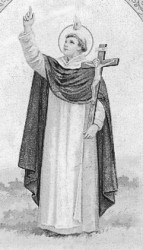 saint Vincent Ferrier, prédicateur en Bretagne